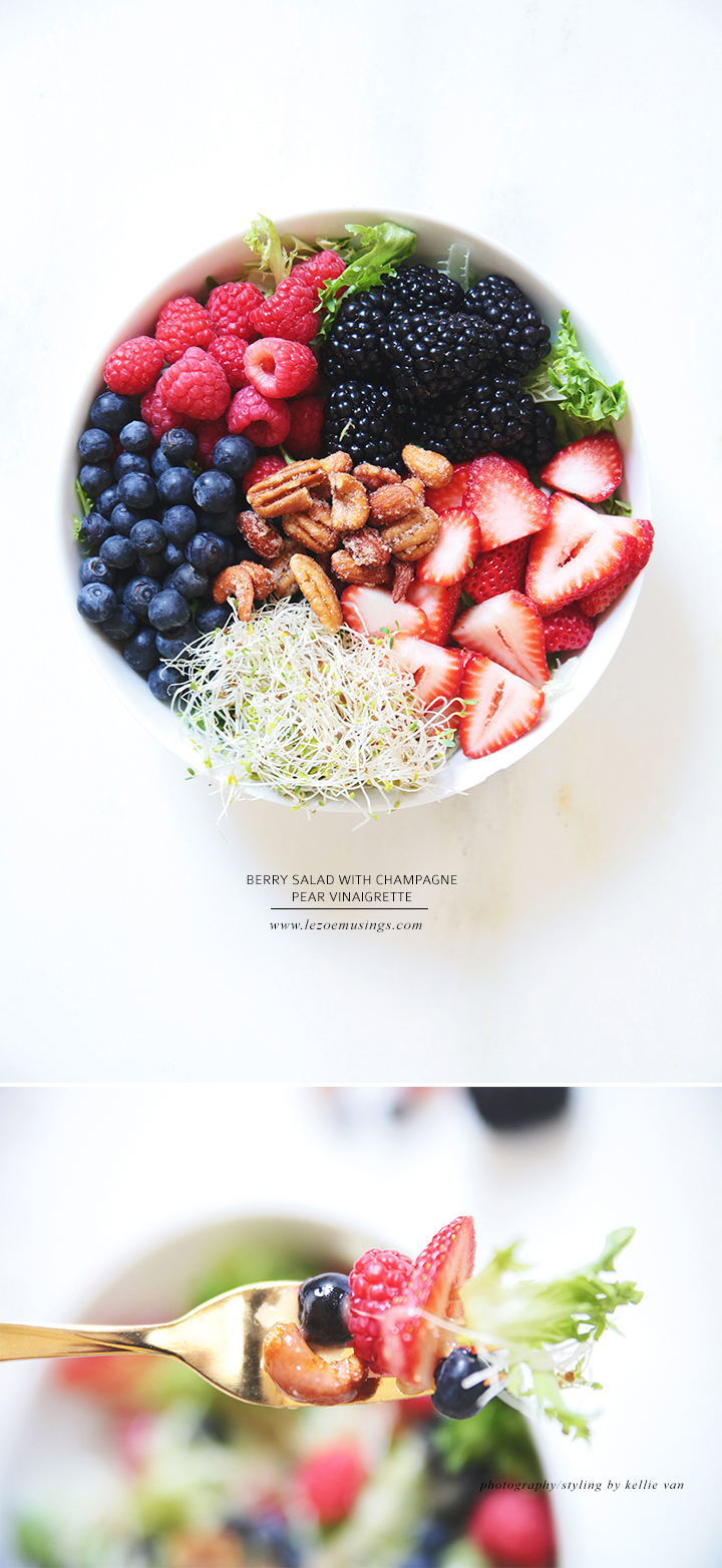 Berry Salad by Le Zoe Musings2