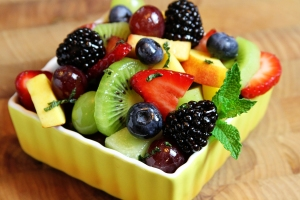 Fresh & Fancy Fruit Salad